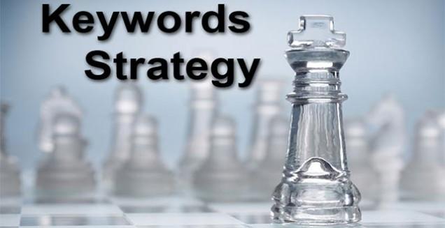 come creare keywords strategy