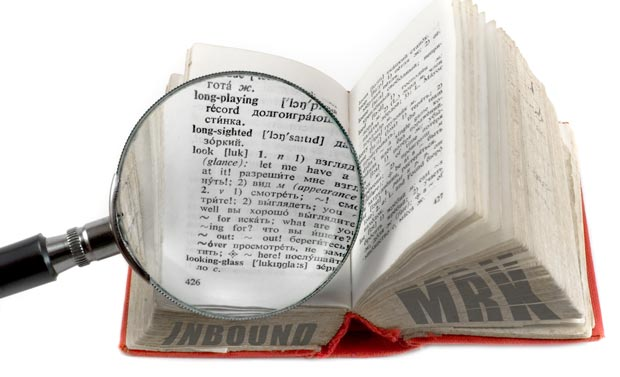 glossary inbound